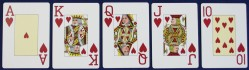Draw Poker, royal flush