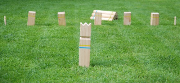 Kubb Alternativtest